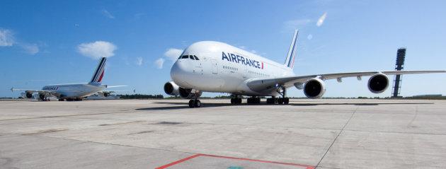 une_a380_mexico_630x0 © Air France