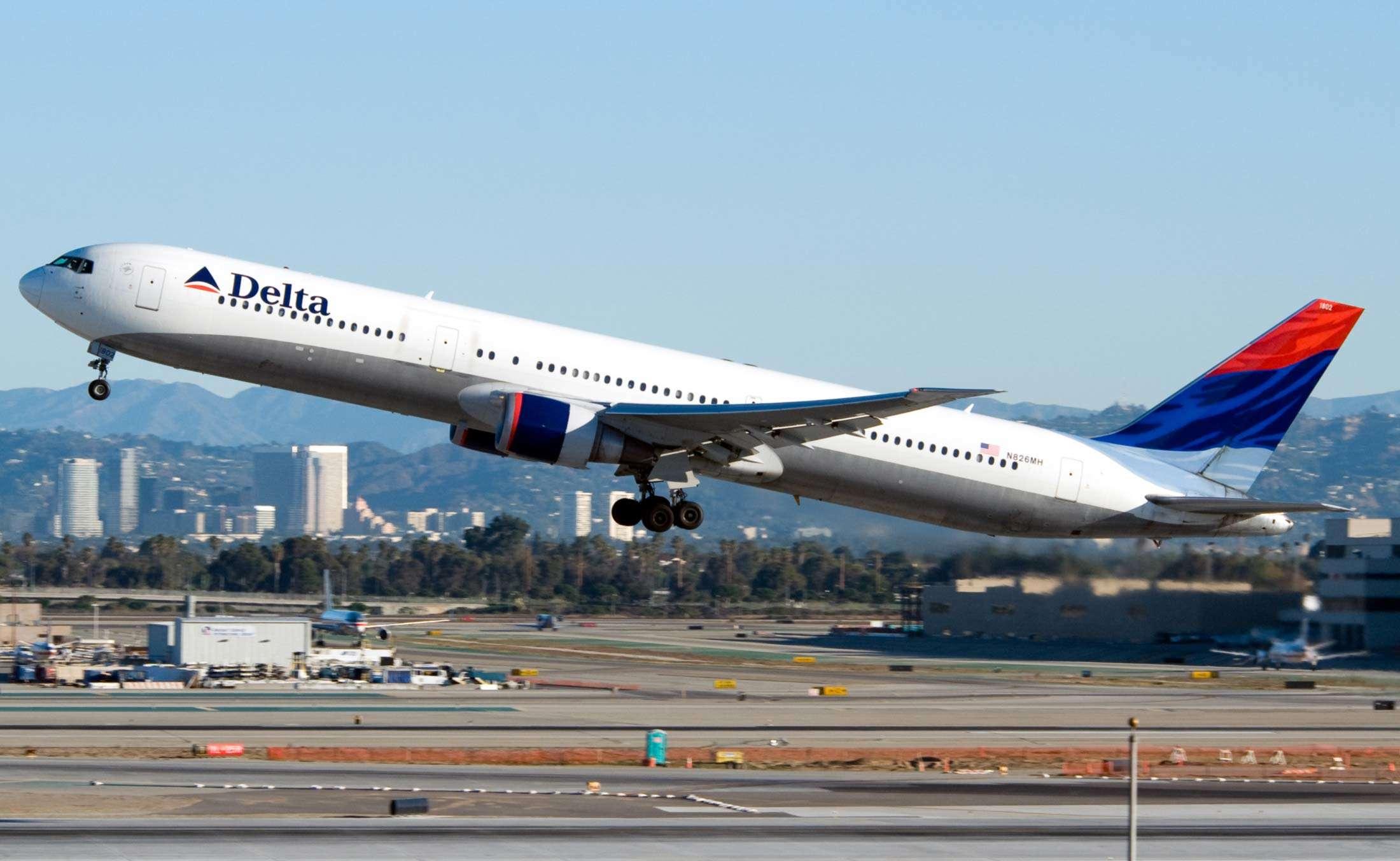 Delta Air Lines B767-432ER N826MH par Brian - CC BY-SA 2.0