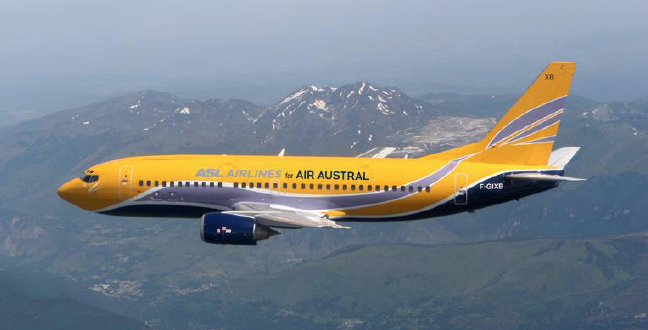 Europ Airpost ©Air Austral