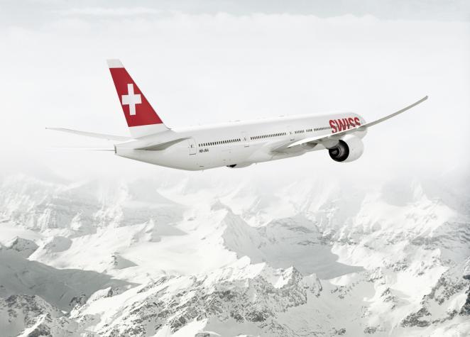 SWISS - 777-300ER