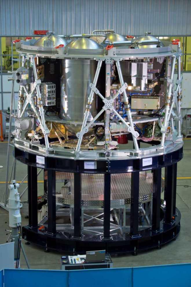 module de service européen d'Orion - ©Airbus Defence and Space