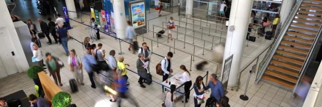 Rennes aéroport - ©Vinci Airports