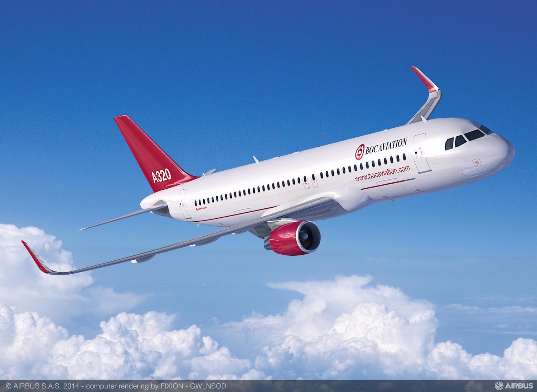 A320 NEO - BOC - ©Airbus