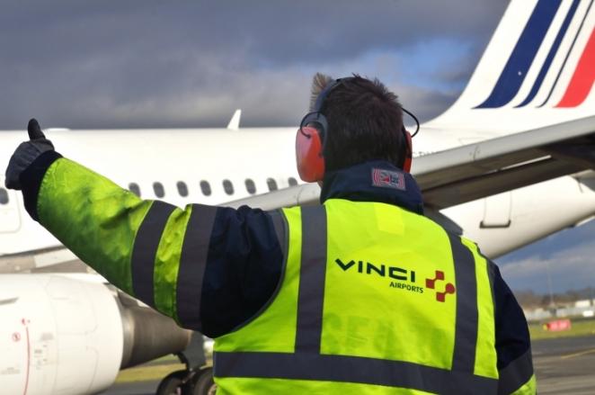 Rennes aéroport - ©Vinci Airport