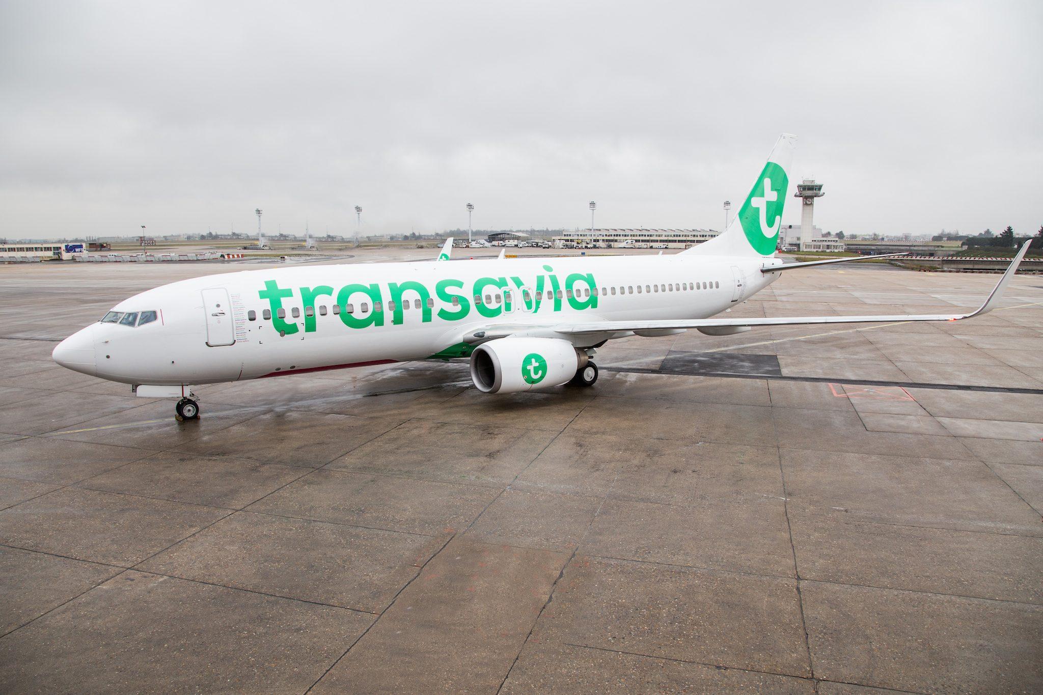 Boeing 737-800 Transavia