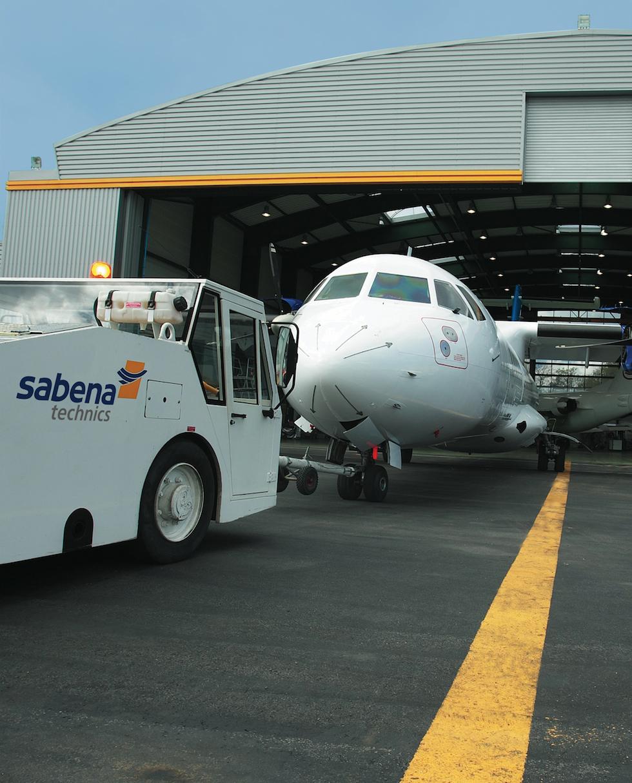 ATR - Sabena Technics