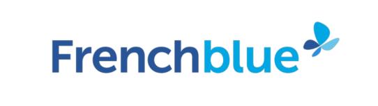 French blue logo