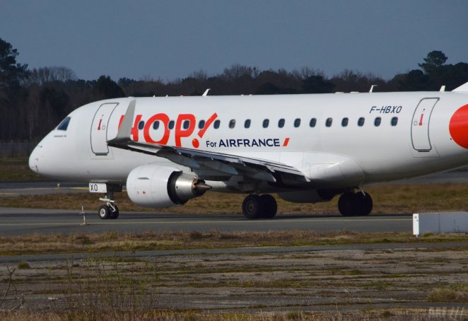 Hop Embraer 170 - BOD - AAF_Aviation