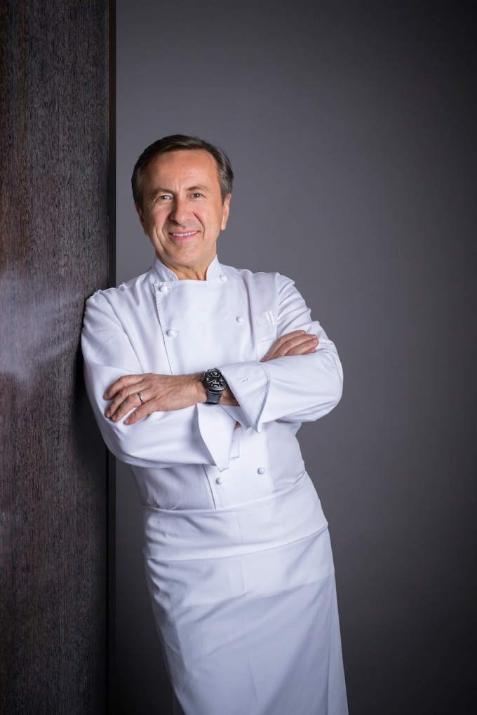 Air France - Chef Daniel Boulud