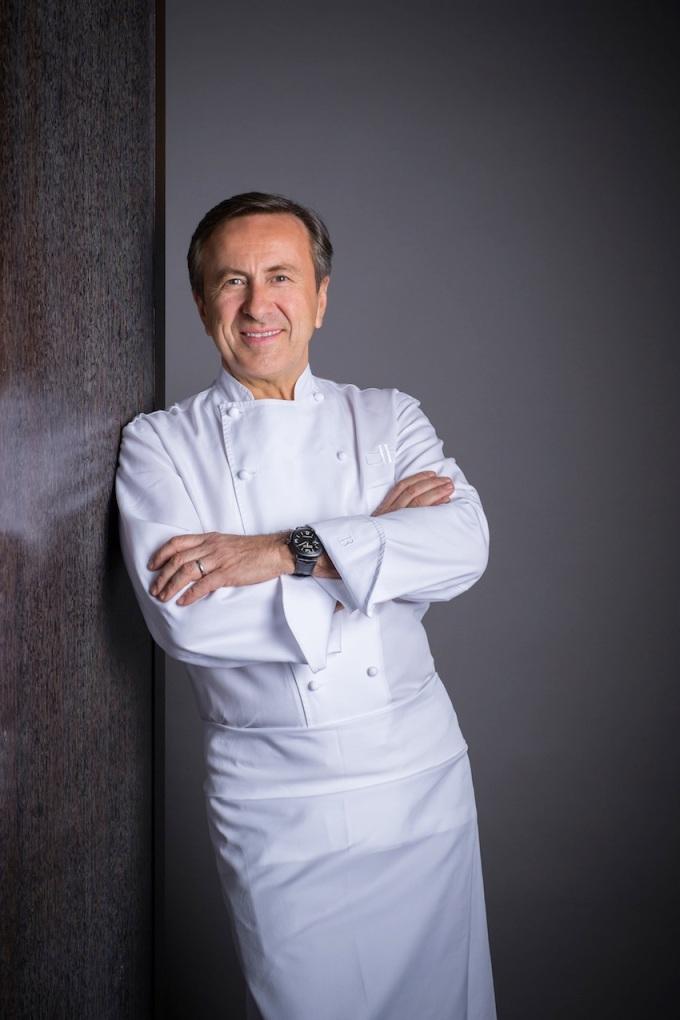 Air France - Chef Daniel Boulud