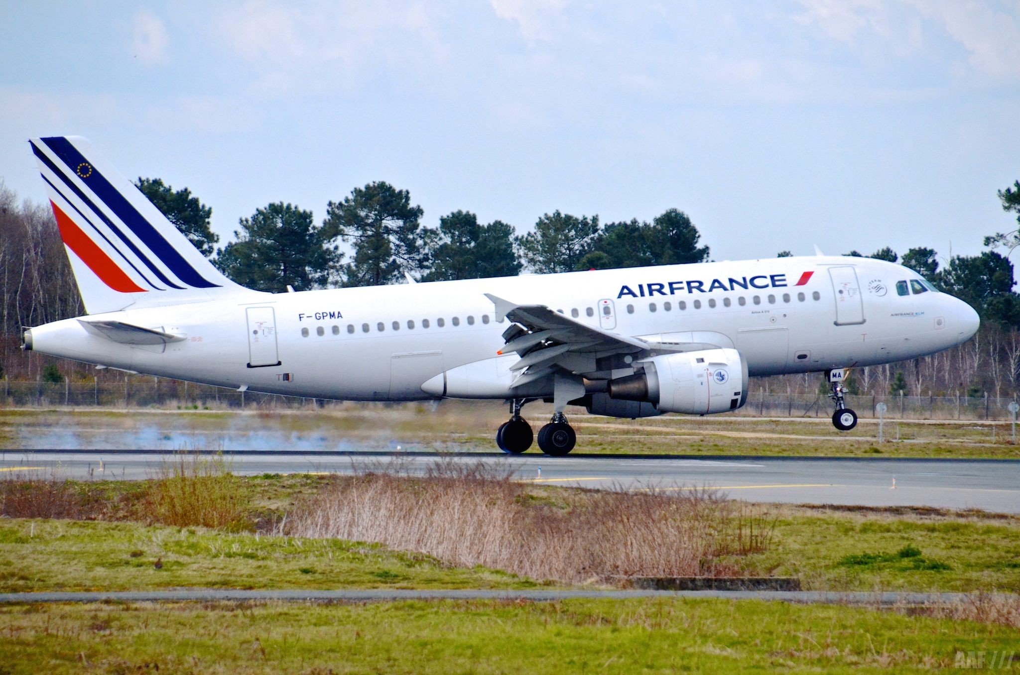 A319 - BOD - HOP Air France - AAF_Aviation