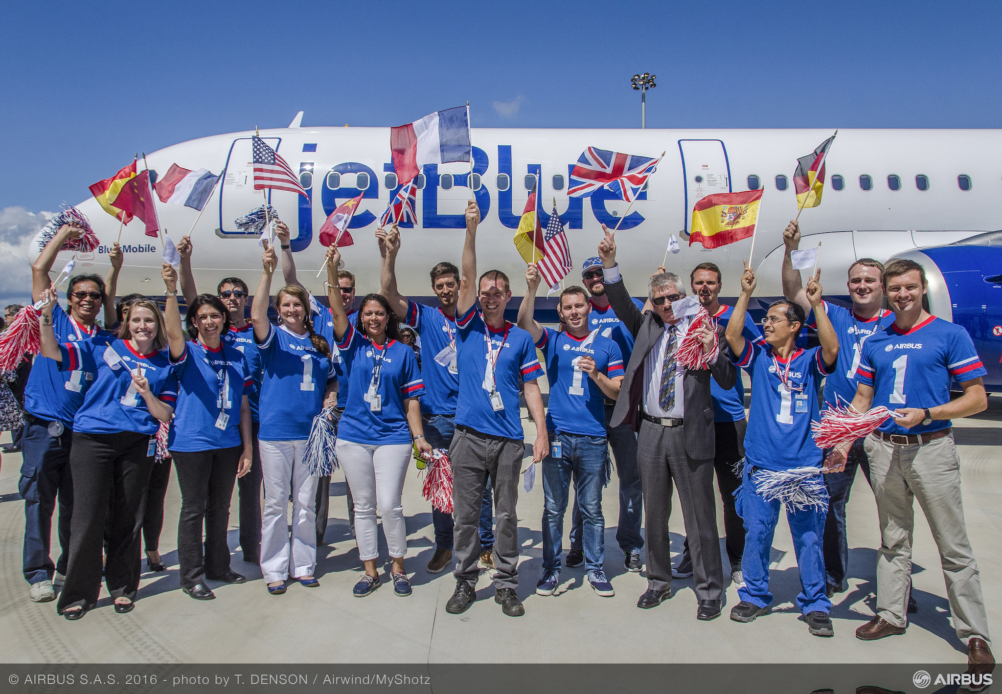 JetBlue A321 - Airbus