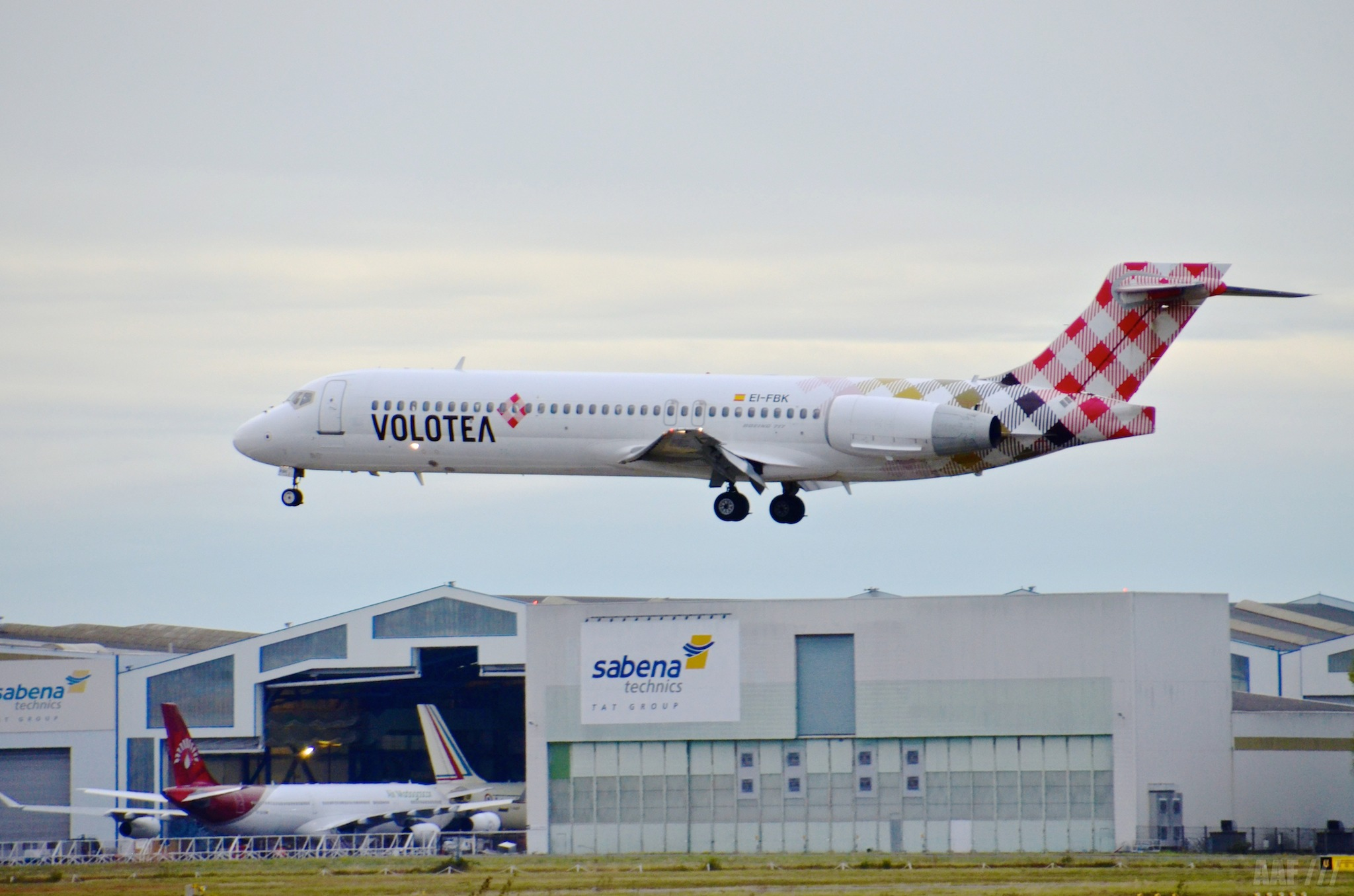 VOLOTEA BOD AAF_Aviation