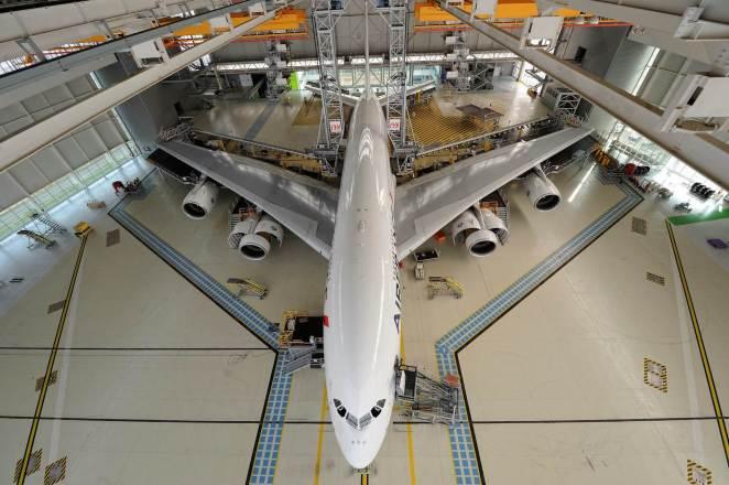 A380 Air France - Patrick Delapierre pour AFI KLM EM
