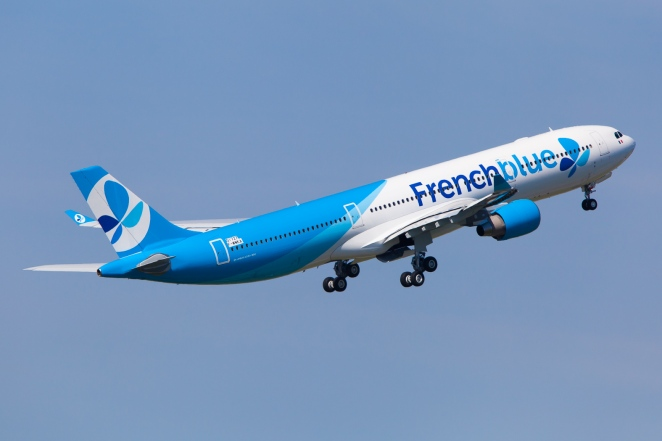 Frenchblue Airbus A330-323 cn 1727 F-WWKA // F-HPUJ ©Clément Alloing