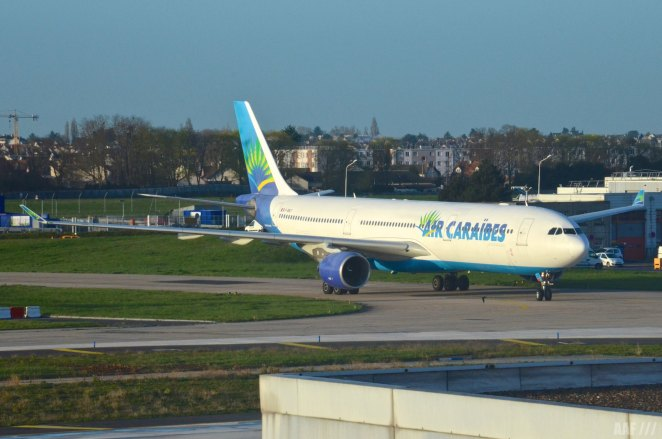 A330 AIR CARAIBES - ORY - AAF_Aviation