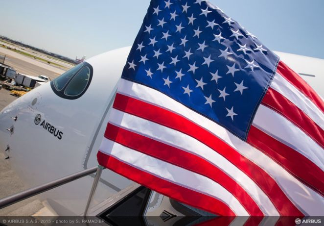 A350 XWB WORLD_TOUR_IN AMERICAS NEWARK