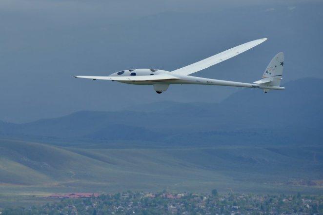 Perlan 2 - Airbus et Perlan Project