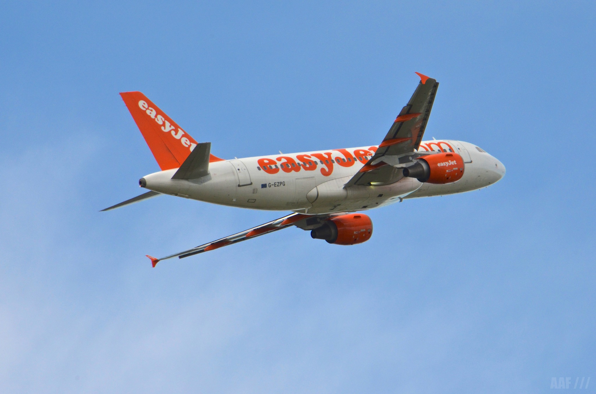 easyJet - BOD - AAF_Aviation