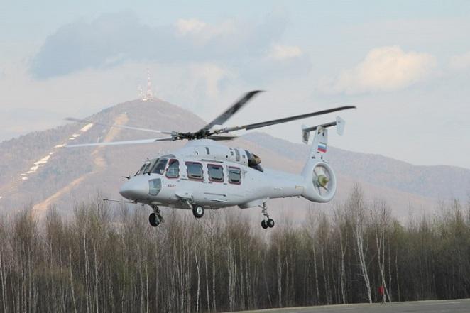 Russian Helicopters ka-62 avec moteur Ardiden 3G - Safran