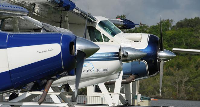 Piper - Cessna - Beaver - Collection Musée de l'Hydraviation - Origine Fontaine