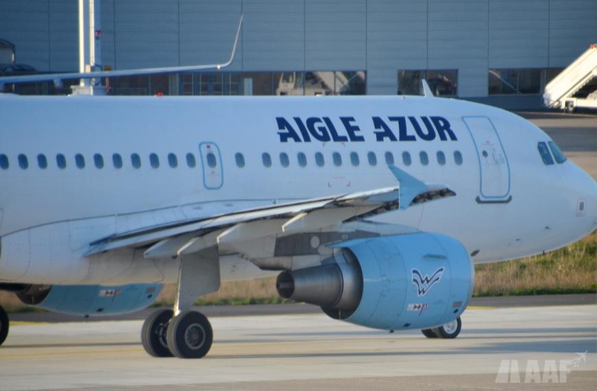Aigle Azur Abncienne livrée - ORY - AAF_Aviation