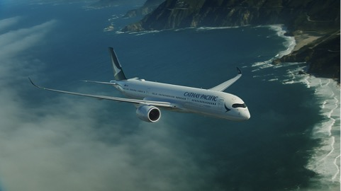 A350 Cathay Pacific - Cathay Pacific
