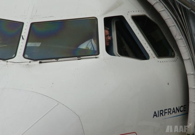 Cockpit AF