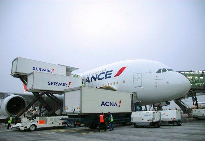 A380 - Servair